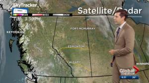 Edmonton Weather Forecast: Sept. 5