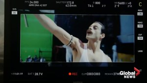 'Bohemian Rhapsody' actors become Queen on-screen
