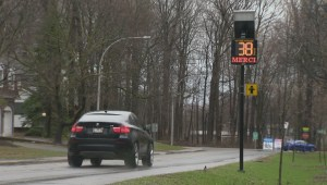 Beaconsfield cracking down on speeding