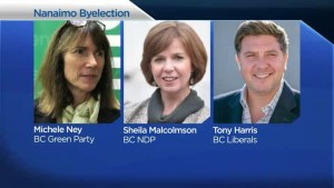 One day until high stakes byelection in Nanaimo