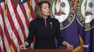 Pelosi: Trump's National Emergency declaration an 'end run around Congress'