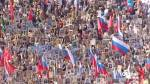 Victory Day parade in Russia marks Germany's WWII surrender