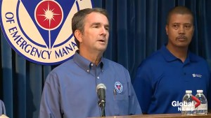 Firefighter one of 5 people killed in Virginia due to Hurricane Michael: governor