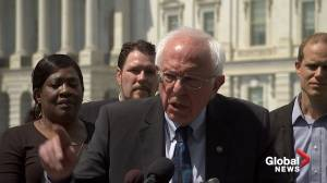 Bernie Sanders proposes bill to wipe all existing student debt