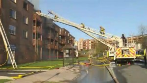 1 dead, 150 displaced following fire in Dartmouth