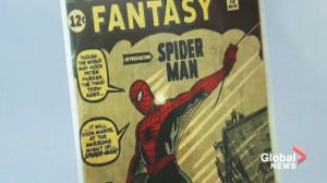 Rare Spiderman comic book for sale in B.C.