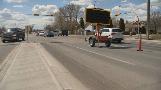 Click to play video: Construction season paves the way in Regina