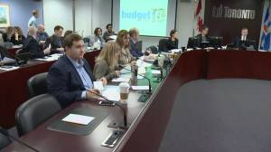 Toronto city hall launches 2019 budget committee