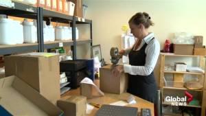 Threat of Canada Post strike worries Calgary businesses