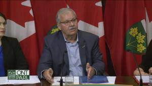 Ford government may face lawsuit over cannabis labour contract with OPSEU