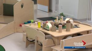 Grand opening of NorQuest '1,000 women' daycare