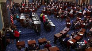 Senate votes 51-49 to move to final floor vote on Brett Kavanaugh