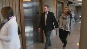 Jury watches Christopher Garnier police interrogation video