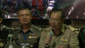 Operation which rescued four more boys in Thailand was faster than first, officials say