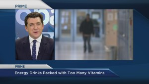 Are energy drinks good for you?