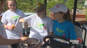 Summer camp helps kids battling cancer, just be kids