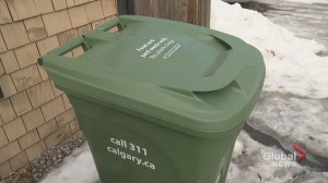 Calgary City Council set to discuss changes to trash delivery and costs
