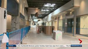 Sneak peek inside outlet mall near Edmonton International Airport