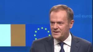"EU leader Tusk: ""Special place in hell"" for no-plan Brexiteers"
