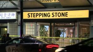 Vancouver pot shop scene of shooting and robbery