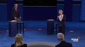Presidential debate: Trump says Clinton should do everything differently in Middle East than Obama