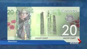 A Maritime woman could be the first woman on a Canadian bill (02:07)