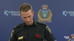 Winnipeg police not identifying deceased in Point Douglas fire