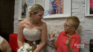 'Brides on the Loose': Calgary women back in their wedding dresses to support Children's Wish Foundation