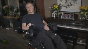 Living with ALS in B.C.