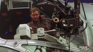 'Guardians of the Galaxy' star Chris Pratt speaks out in the wake of James Gunn's firing