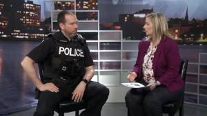 Shauna Cunningham sits down with Kingston Police Sergeant Steve Koopman to talk online harassment and other abuse
