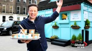 Celebrity chef Jamie Oliver's UK restaurant chain goes under