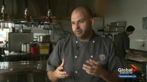 Alberta chef launches mental health initiative for workers in food and beverage industry