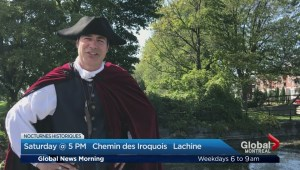 Community Events: Nocturnes historiques Lachine