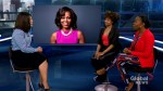 Michelle Obama recognized in tribute video