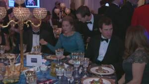 Royals attend WIPCR Valentine's Ball