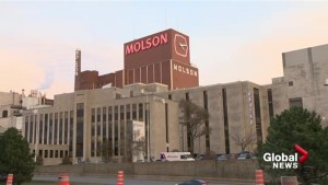 Molson planning to move to the South Shore