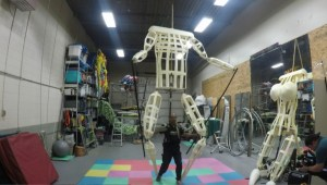 Giant puppets join Kaleido Festival