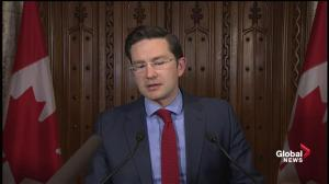 Fall Economic Updates: 'All of our exes are in Texas': Pierre Poilievre