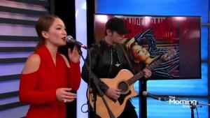 Country star Kira Isabella performs Danger Danger