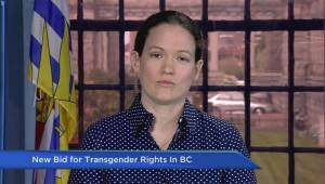 Transgender rights should be included in BC Human Rights Code: Consultant