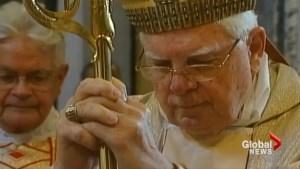 Catholic Cardinal Bernard Law, subject of the film 'Spotlight' passes away at 86