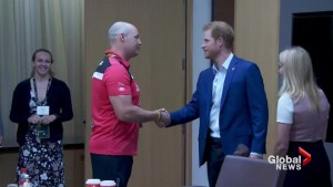 Invictus Games athletes' village like a global village