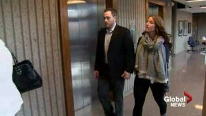 Christopher Garnier to serve 13.5 years in prison without eligibility of parole (02:07)