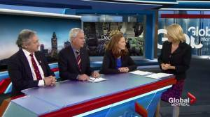 Montreal elections 2017: Westmount mayoral candidates face off in debate.