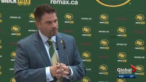 Eskimos name Chris Presson as new president and CEO