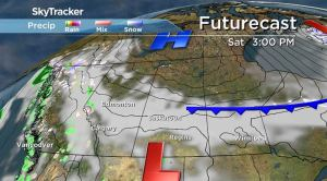 Saskatoon weather outlook: cold front crushes spring heat streak