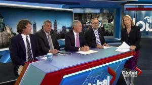Montreal elections 2017: Pointe-Claire mayoral candidates debate, part 1 of 2.