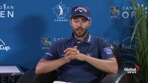 Adam Hadwin has hopes of representing Canada at President's Cup
