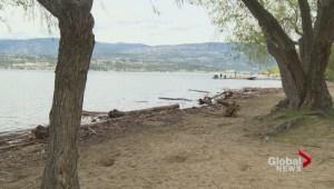 Rising waters in Okanagan Lake spark flooding fears